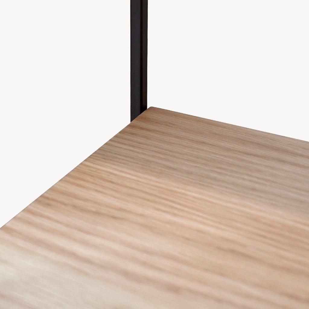 Estante Barbican 81x33x169 cm