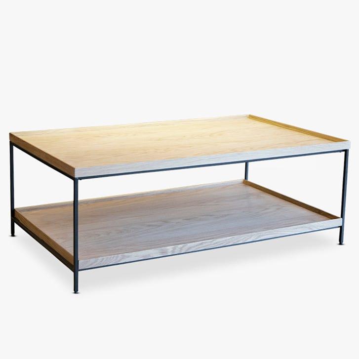 Mesa de apoio Barbican 110x65x40 cm