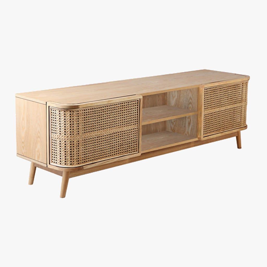 Mueble de TV Cartago Rattan