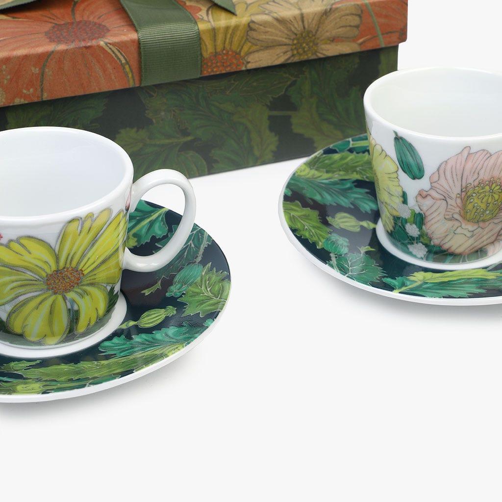 Chávena de Café Poppy (conjunto2)