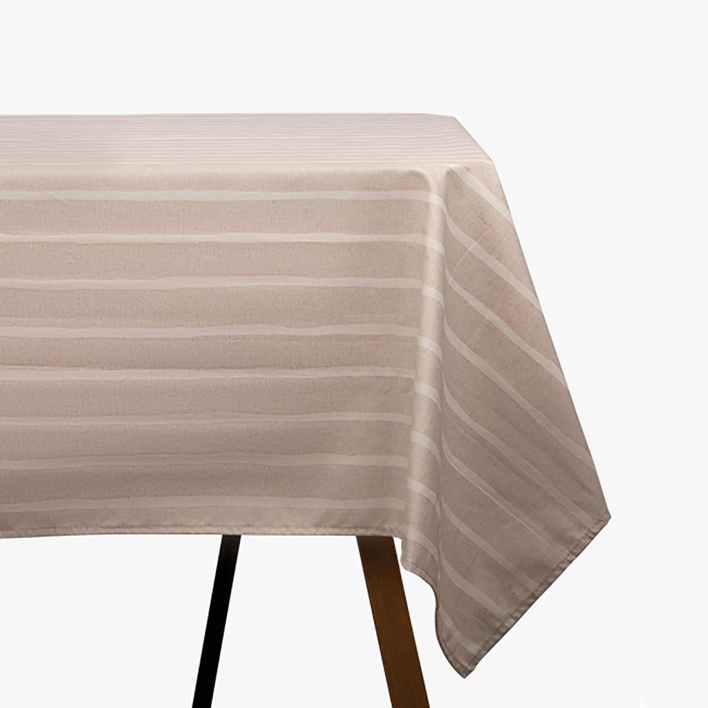 Toalha de mesa Martina riscas 150x200 cm