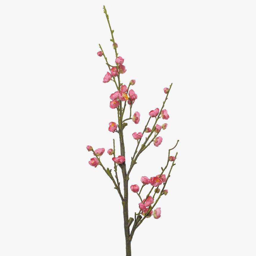 Rama de ciruela Rosa 106,5 cm