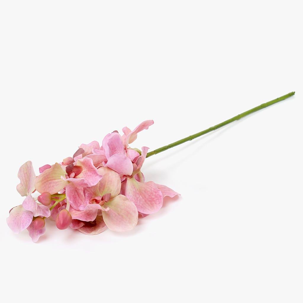 Rama de Orquídeas Rosa 76 cm