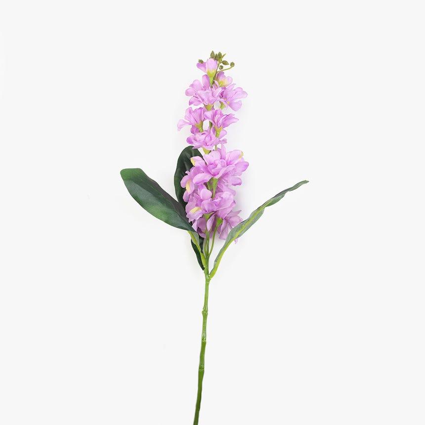 Delphinium artificial Lilás 51 cm