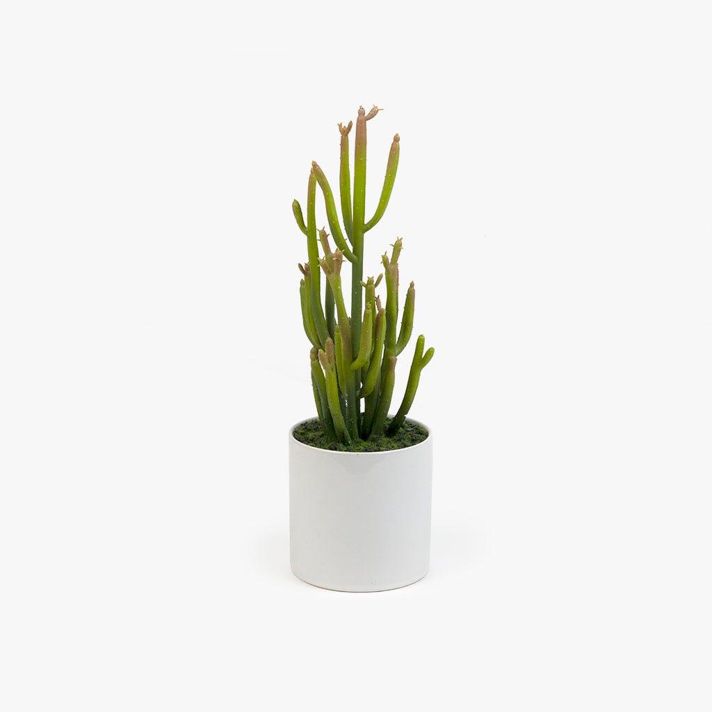 Vaso suculenta artificial 30 cm
