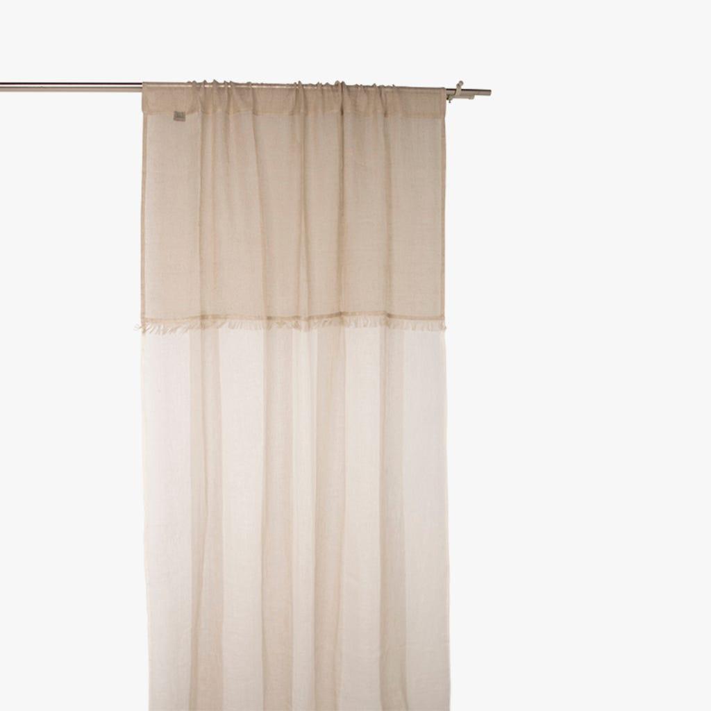 Cortinado Diana Linho 140x270 cm