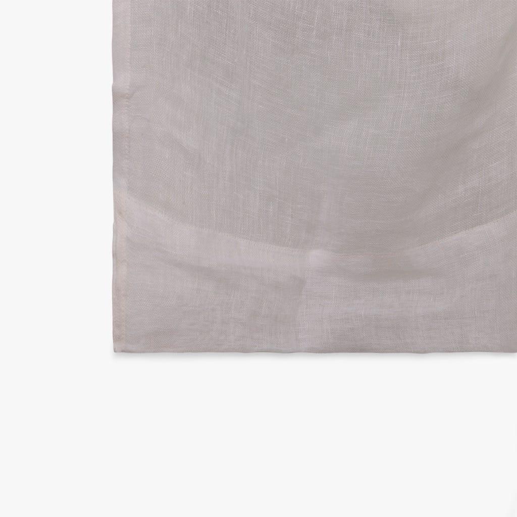 Cortinado Nepal Linho Branco 140x270 cm