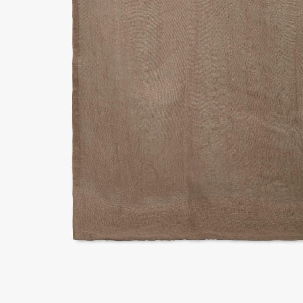 Cortinado Nepal Linho Bege 140x270 cm