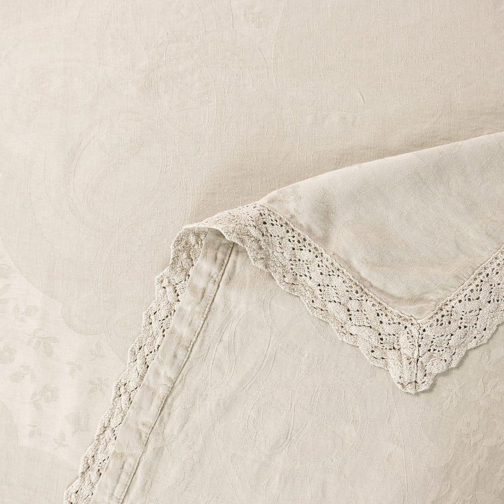 Toalha de Mesa Paris Linho 160x160 cm