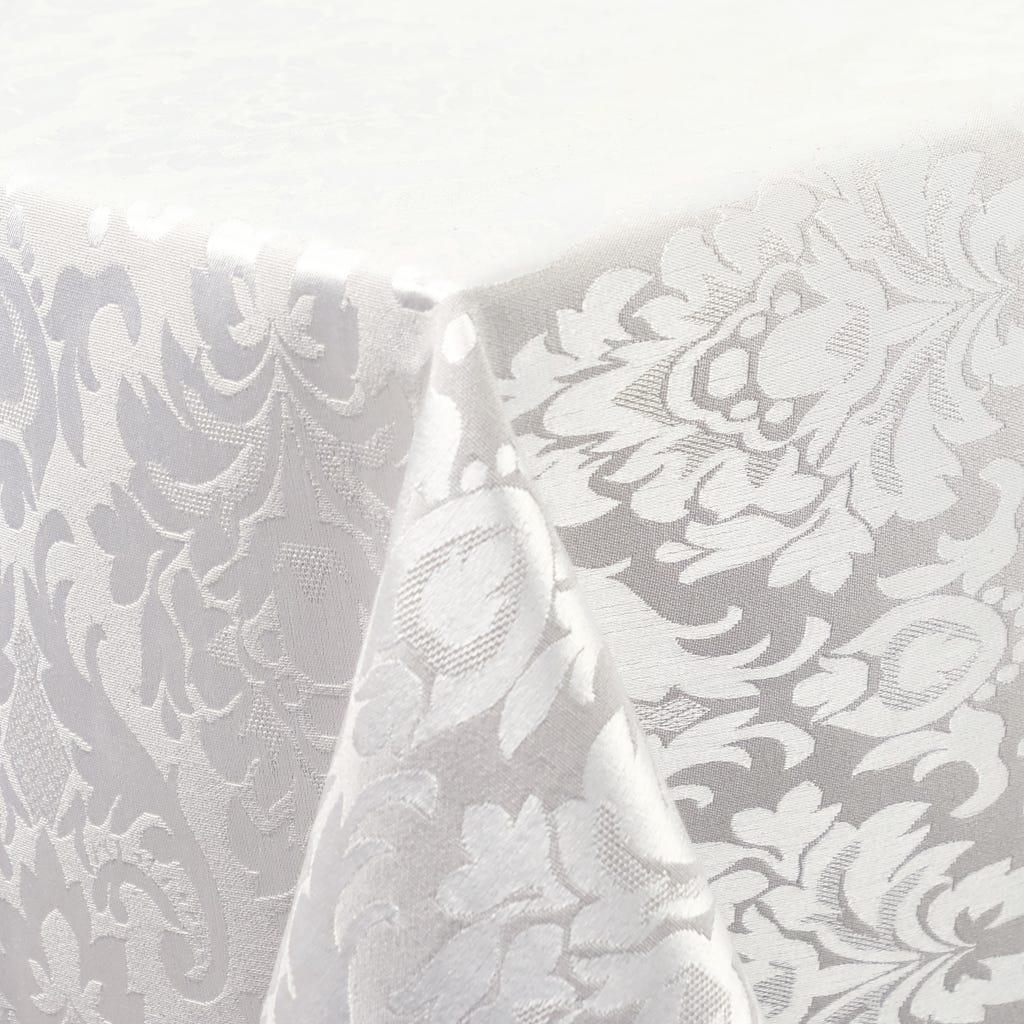 Toalha de Mesa Prateada 160x300 cm