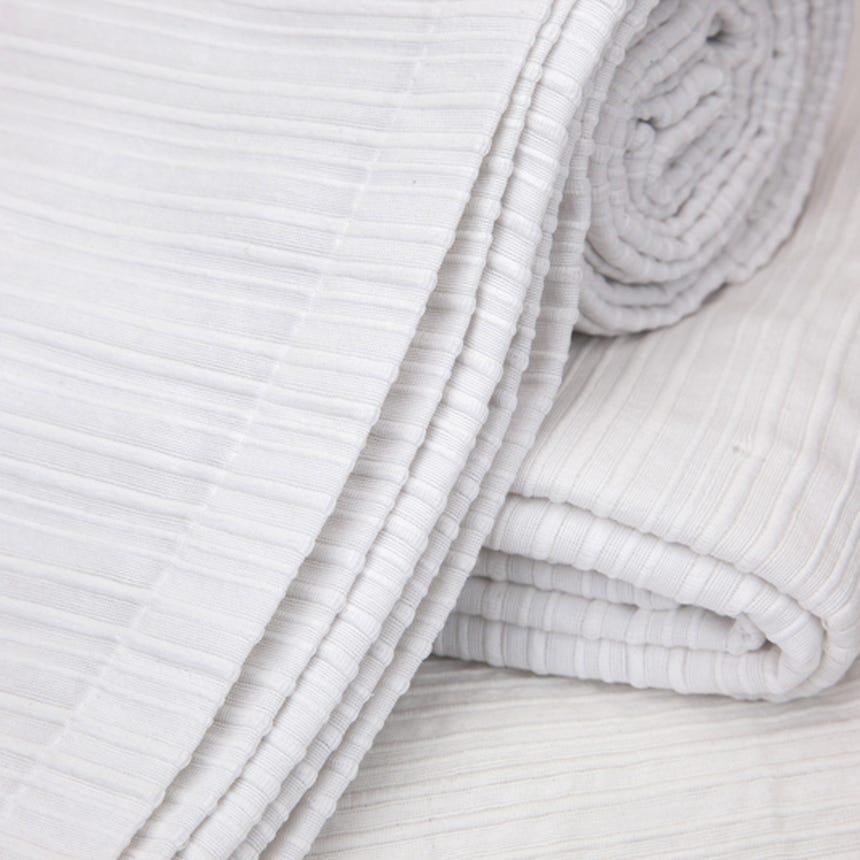 Colcha Branca 180x250 cm