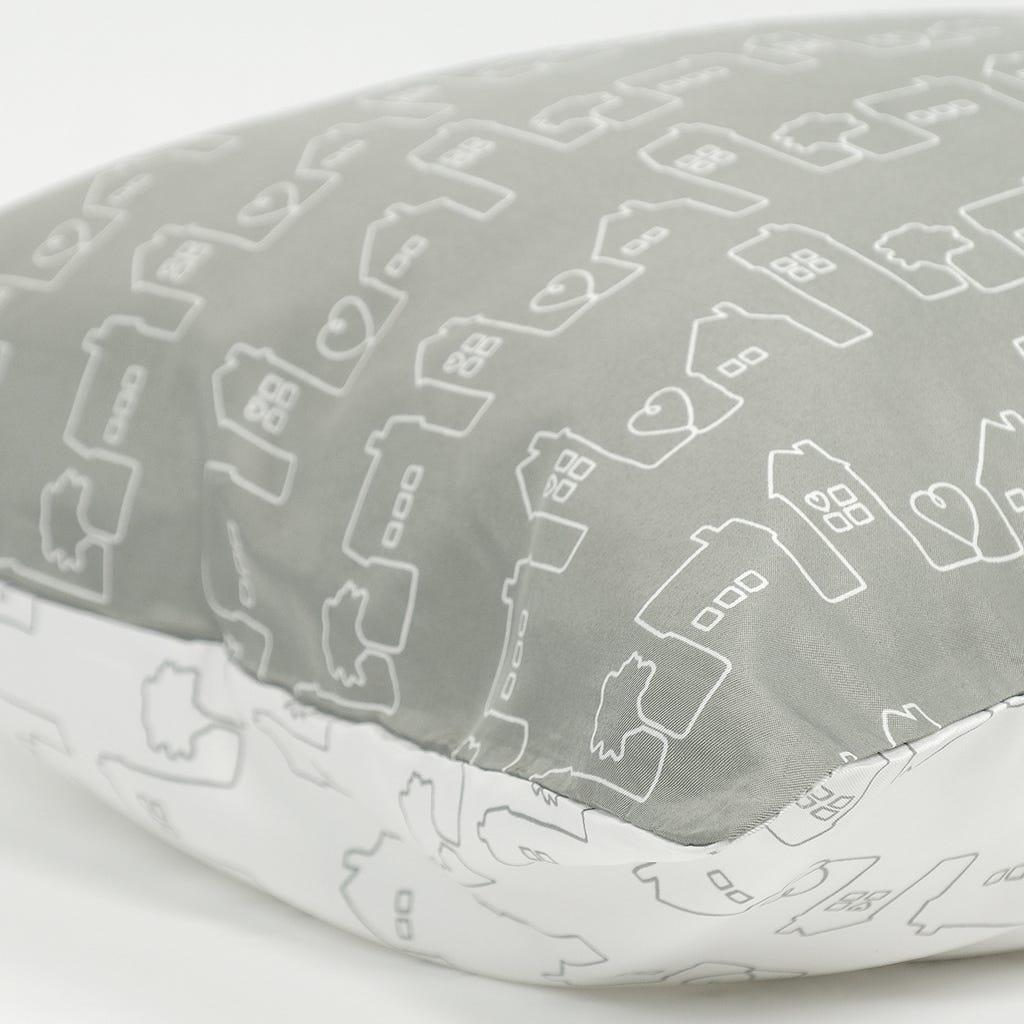 Saco de Edredão + Lençol +  Fronha São Valentim 135x200 cm