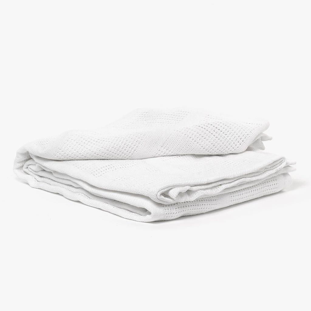 Colcha Romance Branco 170x220 cm