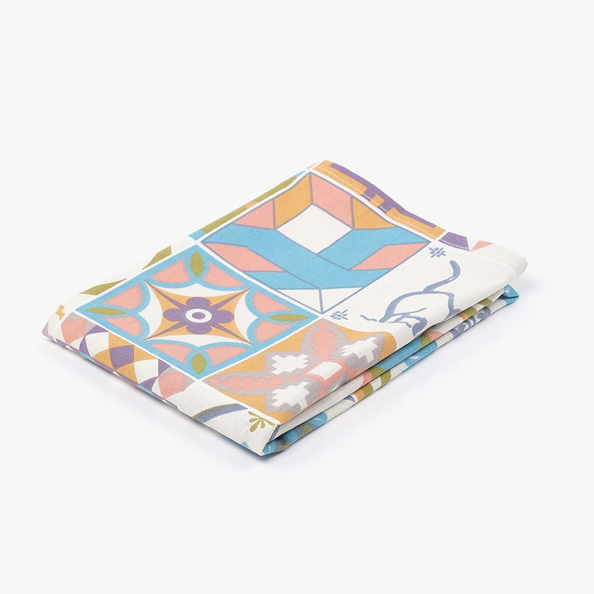 Pano de Cozinha 20Ties Remix 50x70 cm