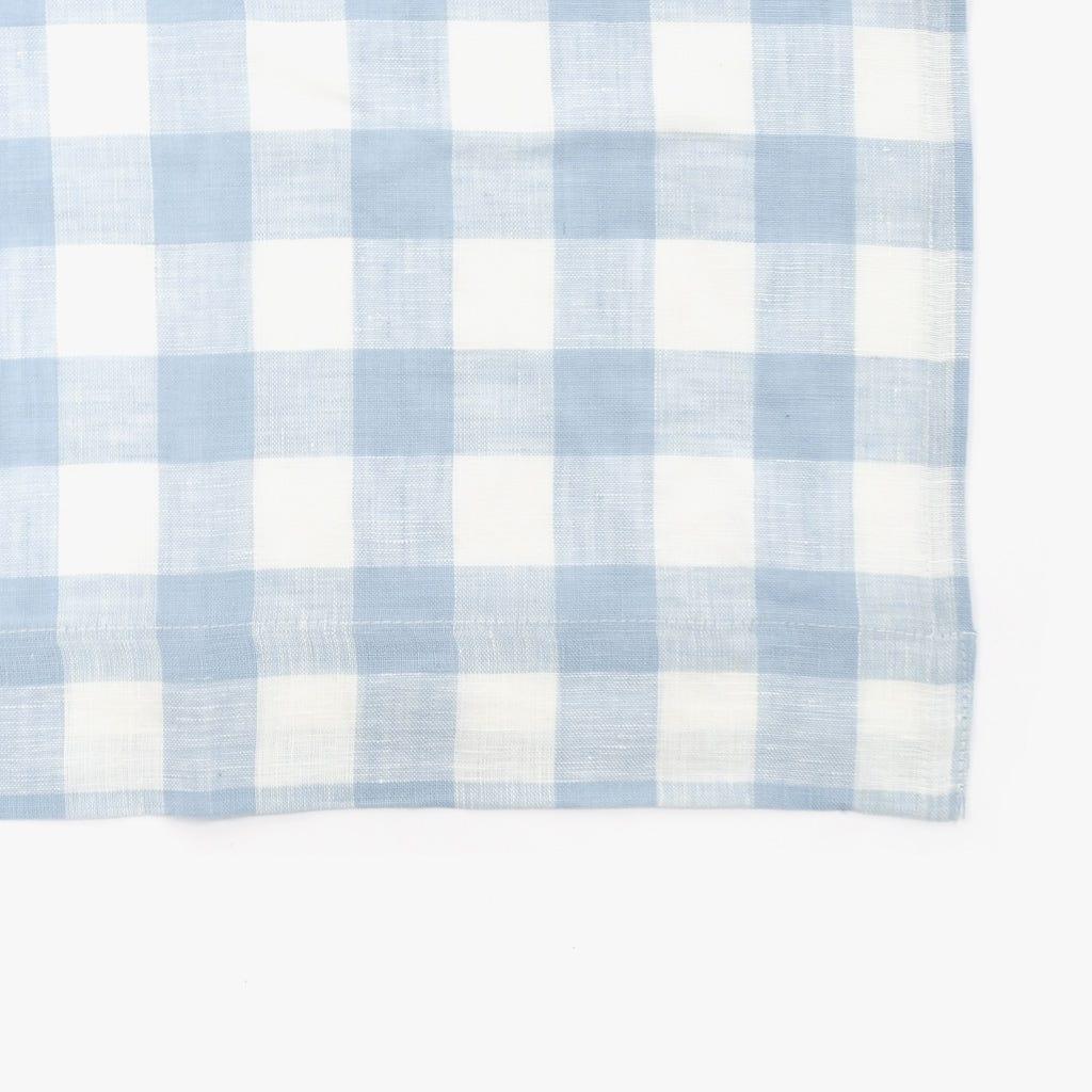 Rideau Vichy Bleu 140x270 cm