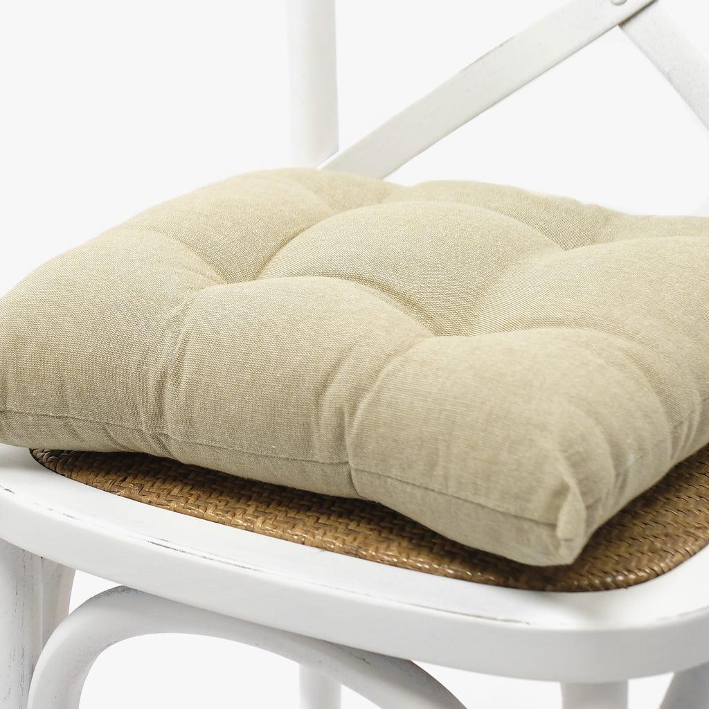 Almofada para Cadeira Gengibre 40x40 cm
