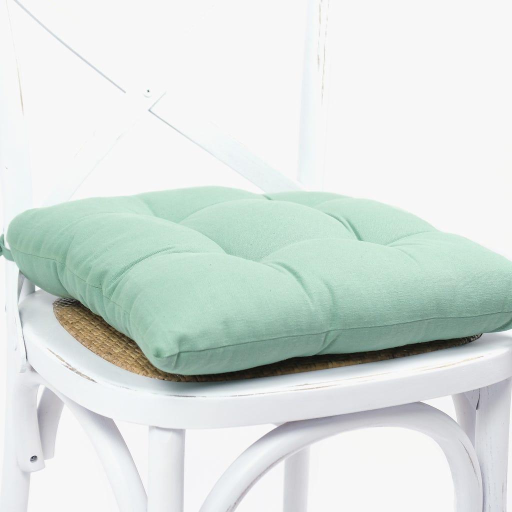 Capa de Almofada para Cadeira Eucalipto 40x40 cm