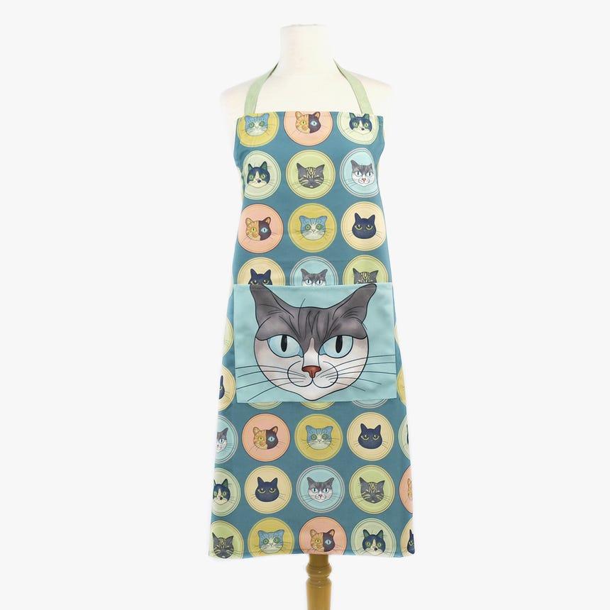 Avental Millennial Cats 100x90 cm