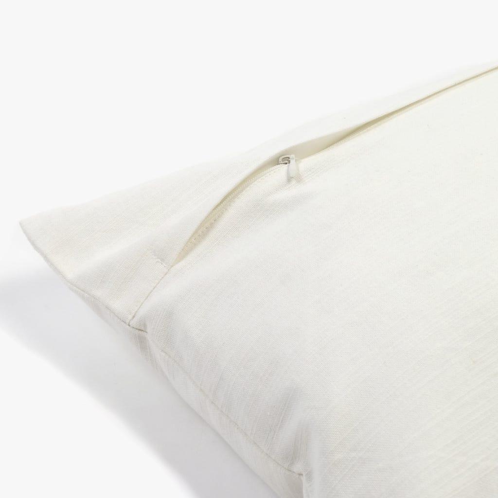 Capa de Almofada Folha Natural 50x50 cm