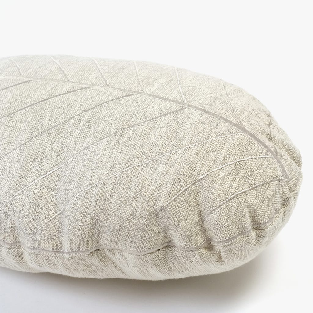 Almofada Folha 33x60 cm