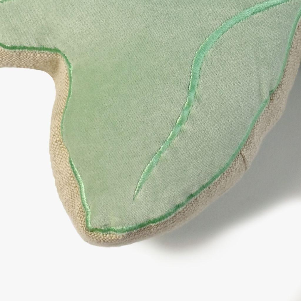 Almofada Folha 54x55 cm