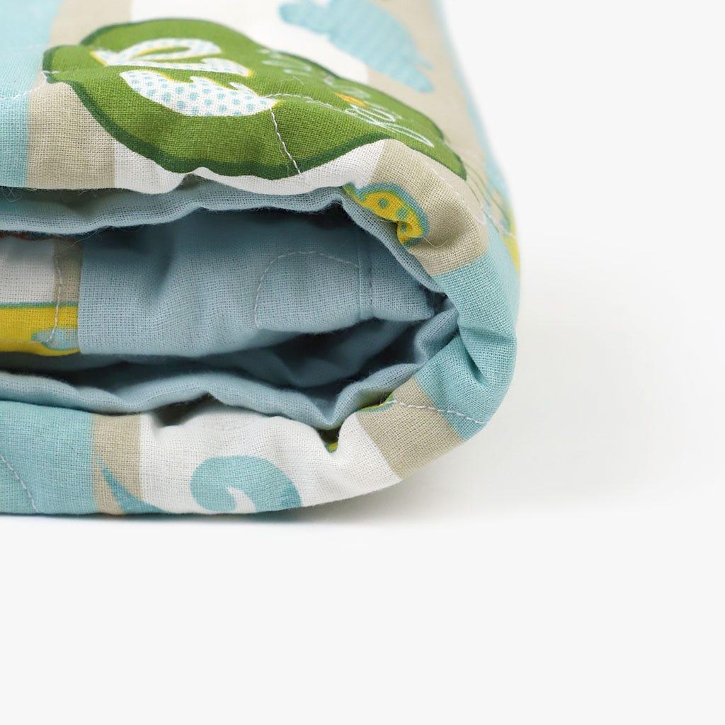 Quilt Green Kids 160x240 cm