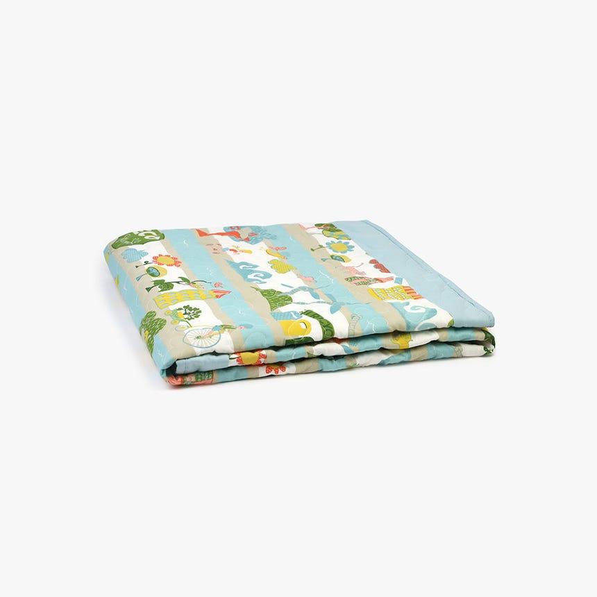 Quilt Green Kids 100x120 cm