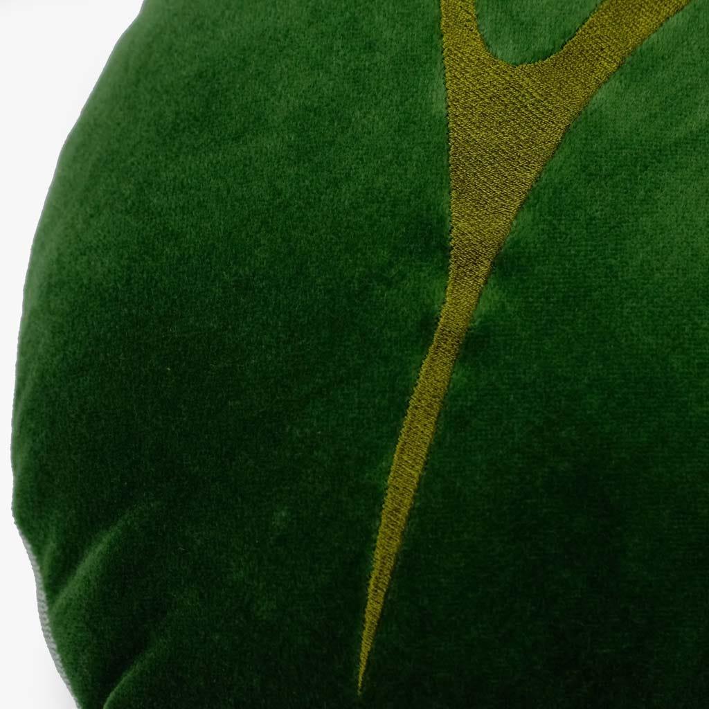 Almofada Green Kids Folha 30x50 cm