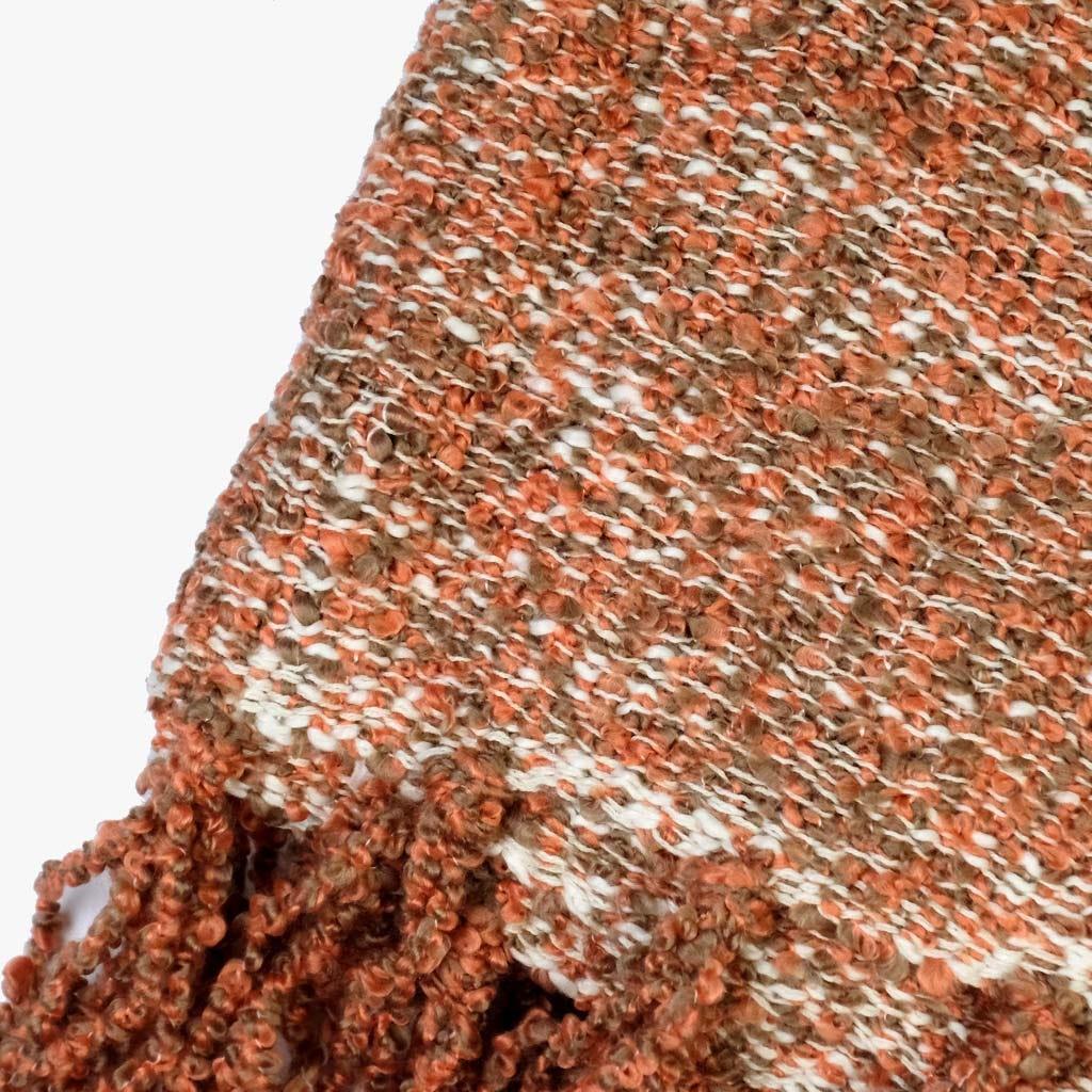 Manta Mescla Rosa 125x150 cm