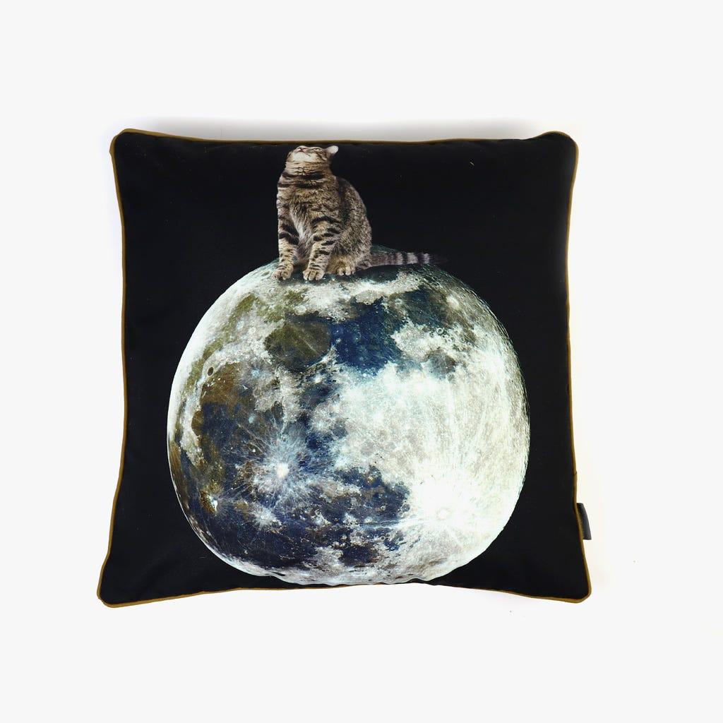 Capa de almofada Lunar
