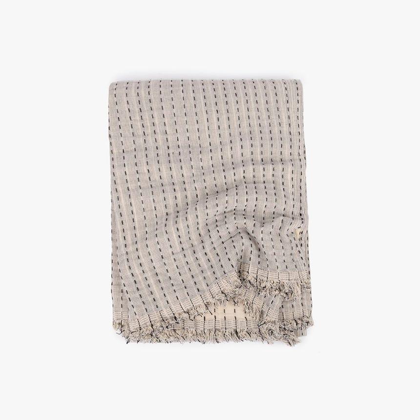 Manta Soft linho 140x190 cm