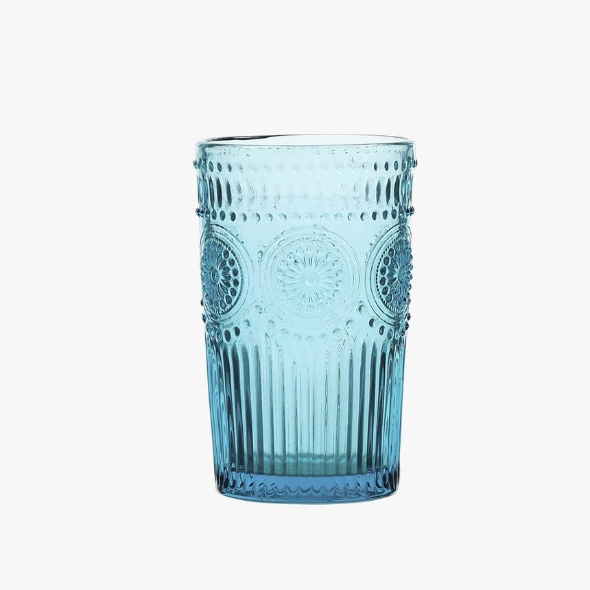 Copo Chartres azul 12,8 cm
