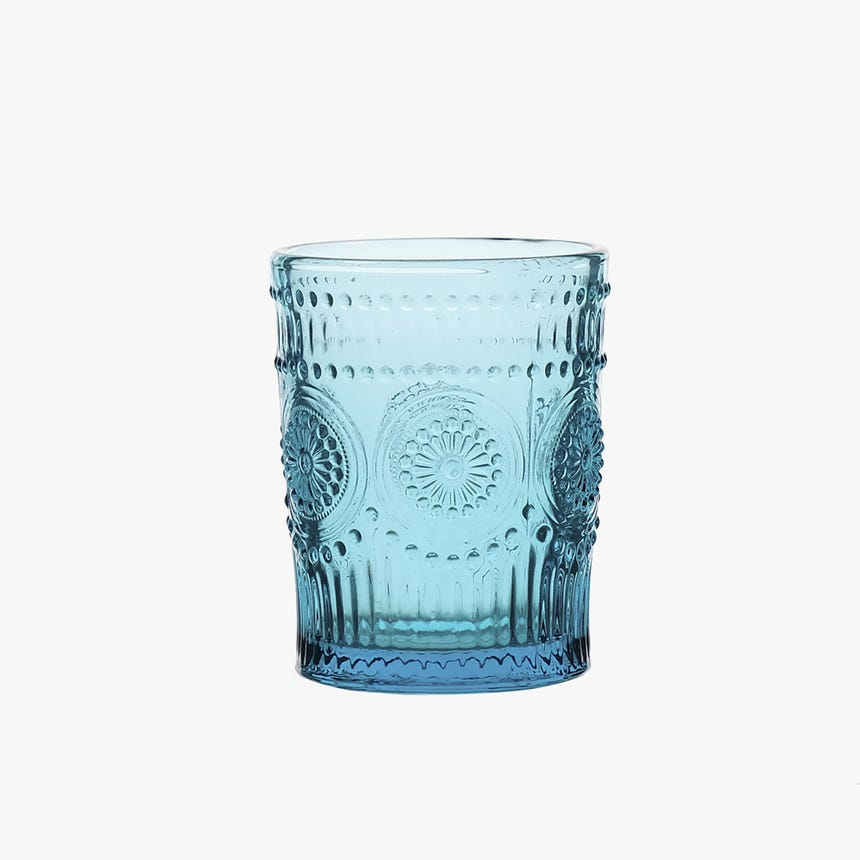Copo Chartres azul 10 cm