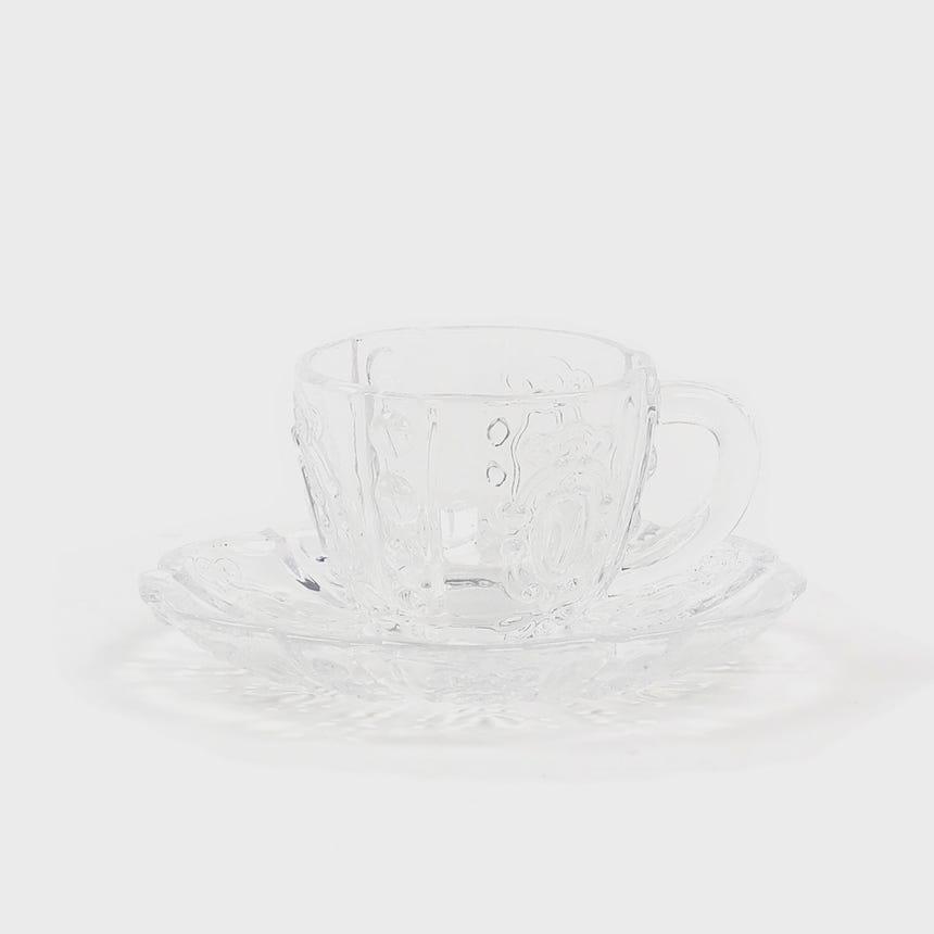 Chávena de Café com Pires