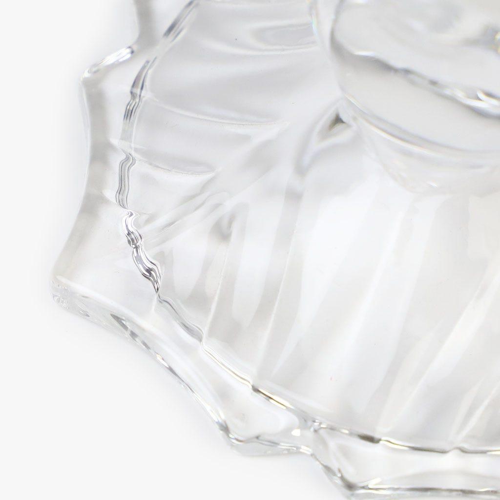 Castiçal Botão 10,2x6,5 cm