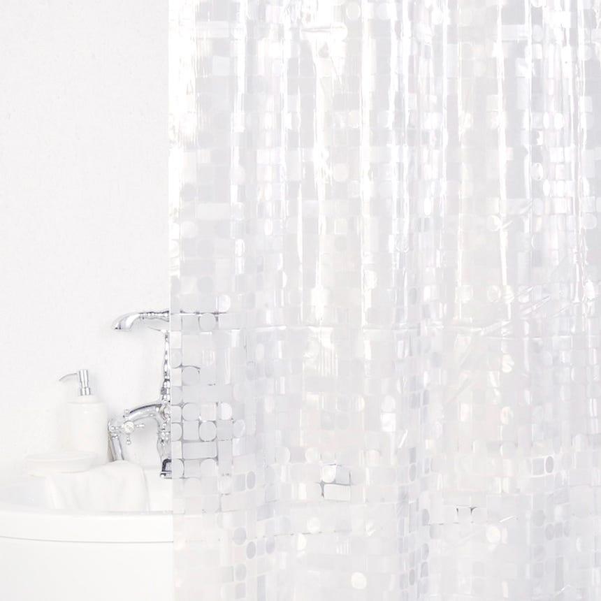 Cortinade Banho 3DMadrepérola