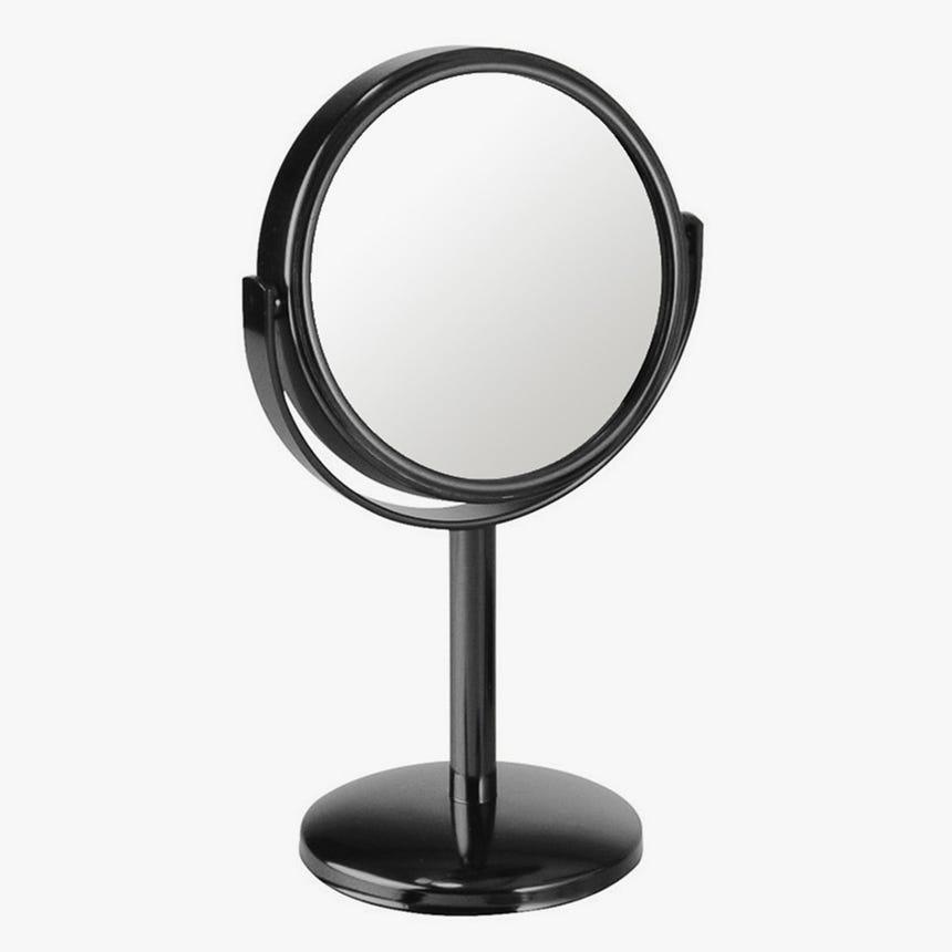 Espelho de mesa Preto 17 cm