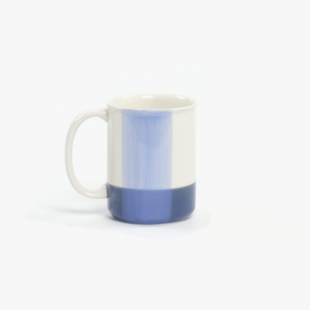 Caneca Risca Azul