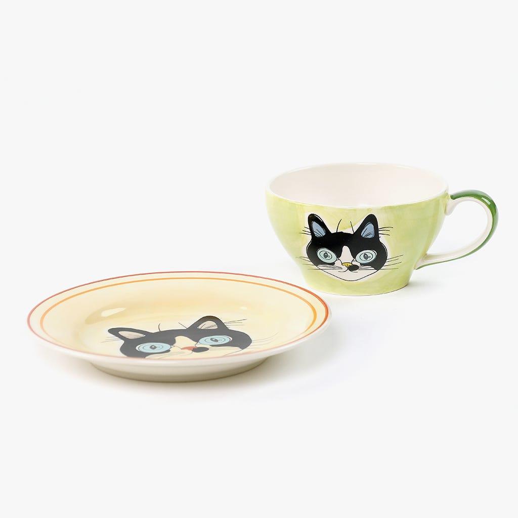 Prato Raso Millennial Cats Rosie 16,4 cm