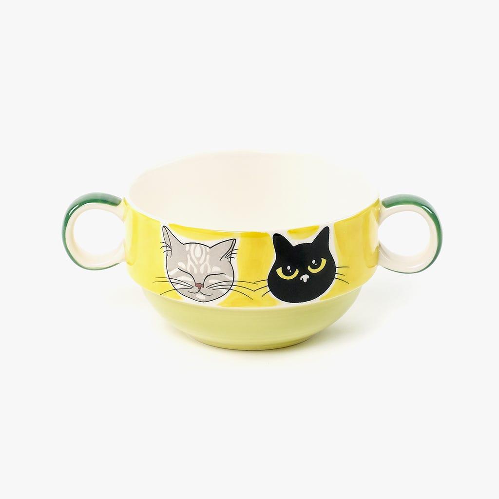 Taça Millennial Cats com Asas