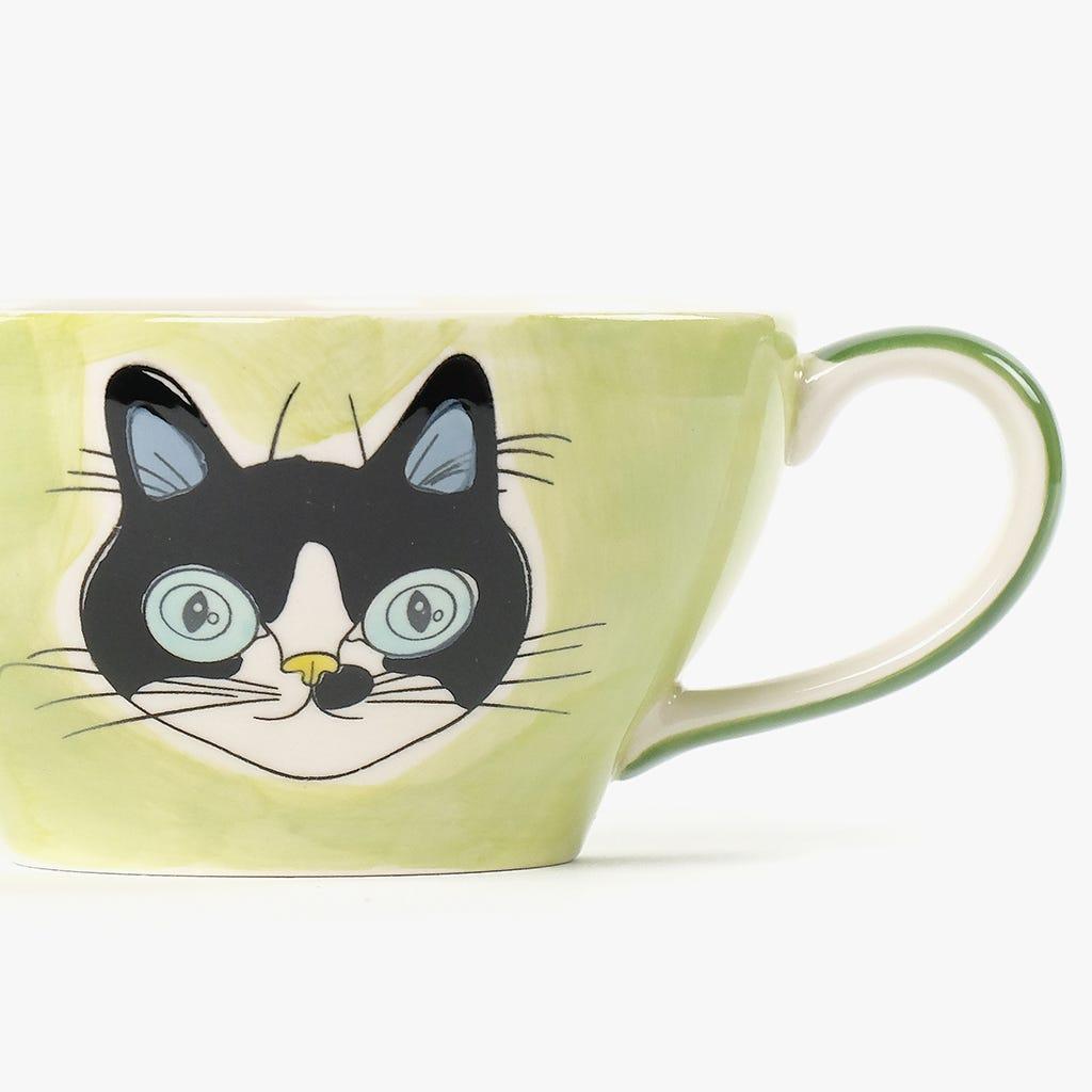 Chávena de Chá Millennial Cats 255 ml