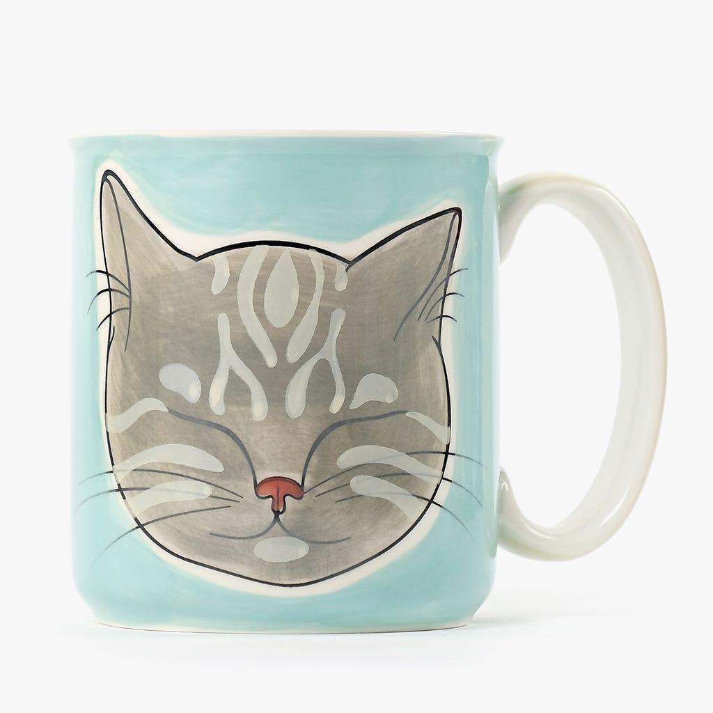 Caneca Millennial Cats Kioto 455 ml