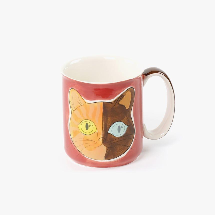 Caneca Millennial Cats Huga 455 ml