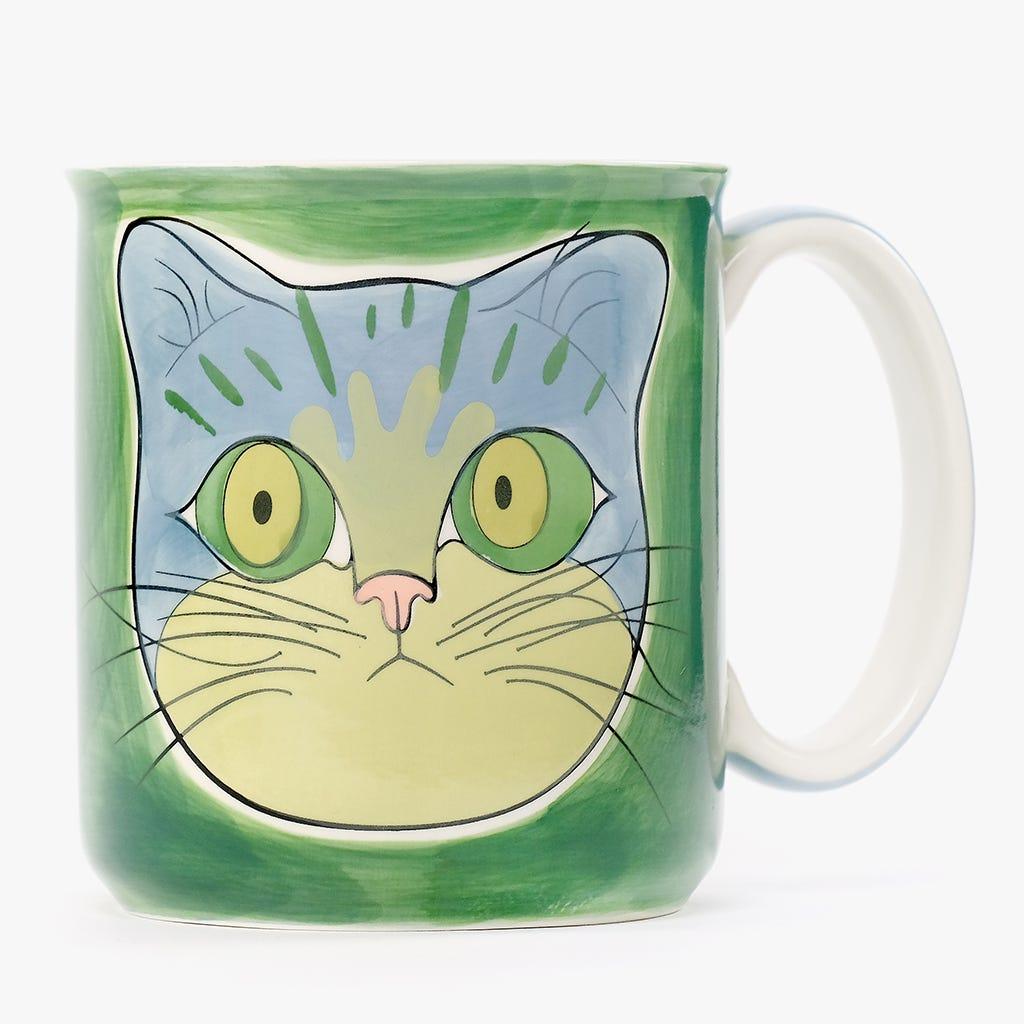 Caneca Millennial Cats Babalu 455 ml