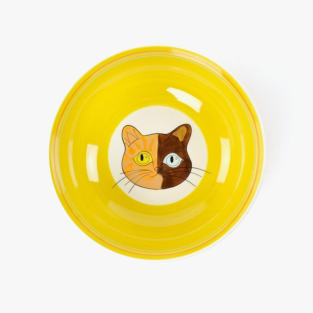 Taça Millennial Cats 19 cm