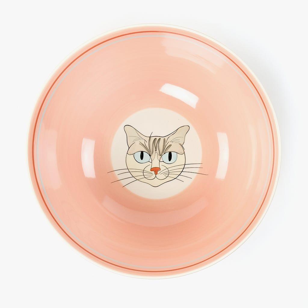 Taça Millennial Cats 26 cm