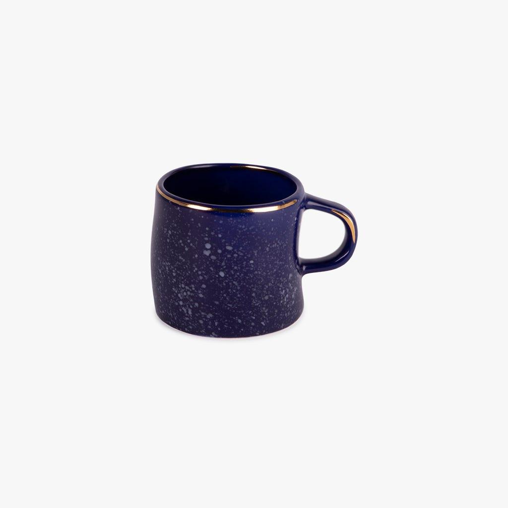 Caneca Areia Azul escuro 295 ml