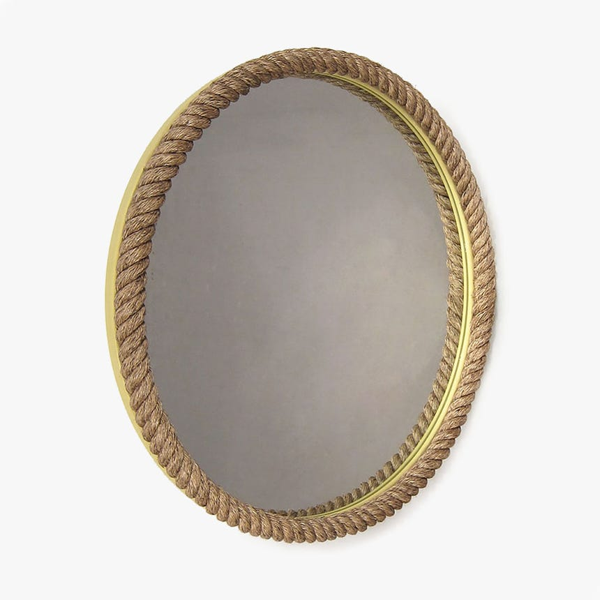 Espelho Corda 94x7 cm