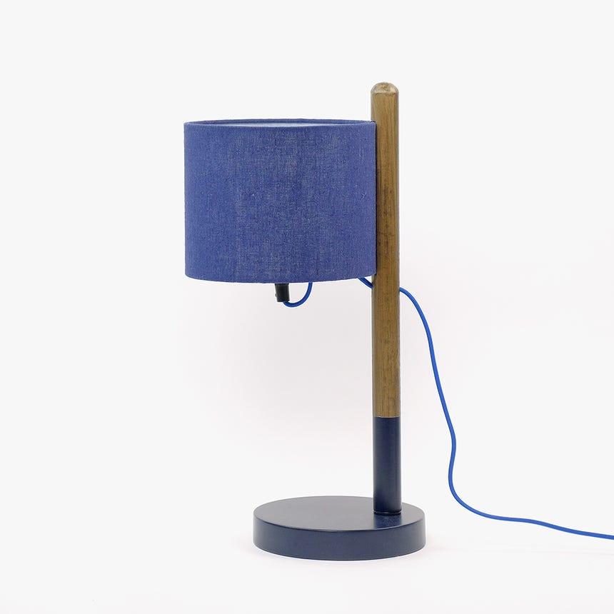 Lámpara de Mesa Philadelphia Azul