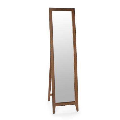 Espelho de Chão Wengué
